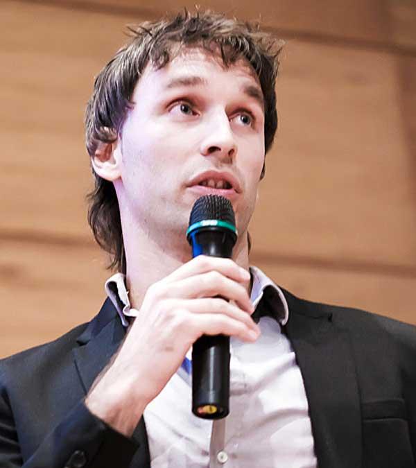 Andrea Saletti relatore WMT2016
