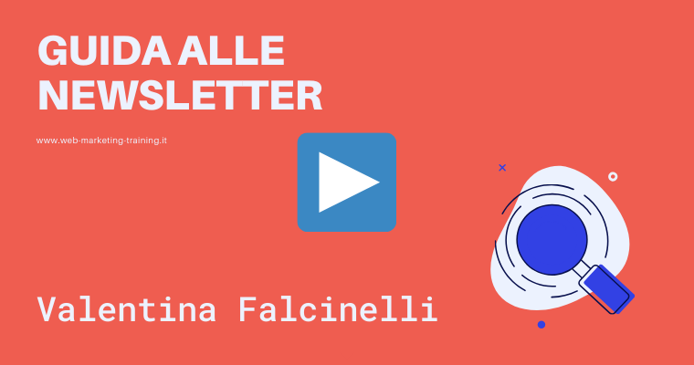 Valentina Falcinelli cover speaker web marketing training