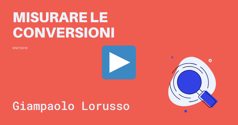 Giampaolo Lorusso cover speaker web marketing training