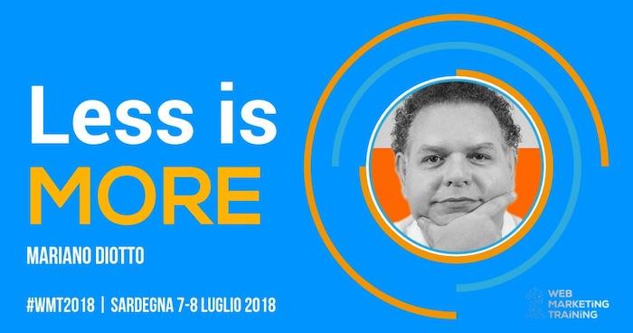mariano diotto relatore wmt2018