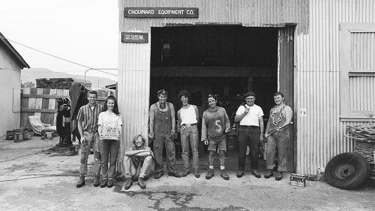 Chouinard Equipment co., articolo di approfondimento sul brand Patagonia di Vanina Basilli