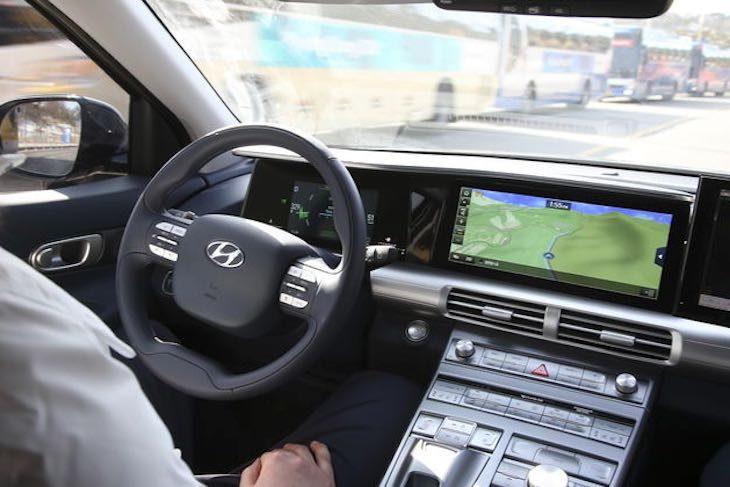 Hyundai Next auto autonoma, articolo di approfondimento sulle auto a guida autonoma di Vanina Basilli