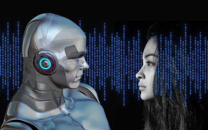 Articolo approfondimento intelligenzza artificiale e Paolo Pepper di Gilles Dino Guarino