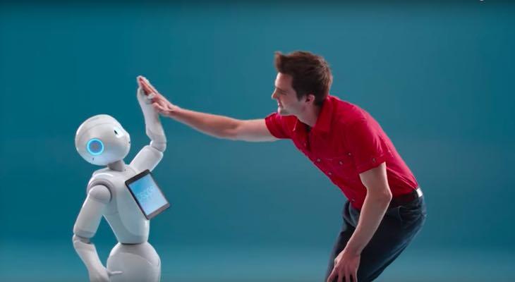 Articolo di approfondimento Paolo Pepper il robot che ci ruberà il lavoro monotono e ripetitivo
