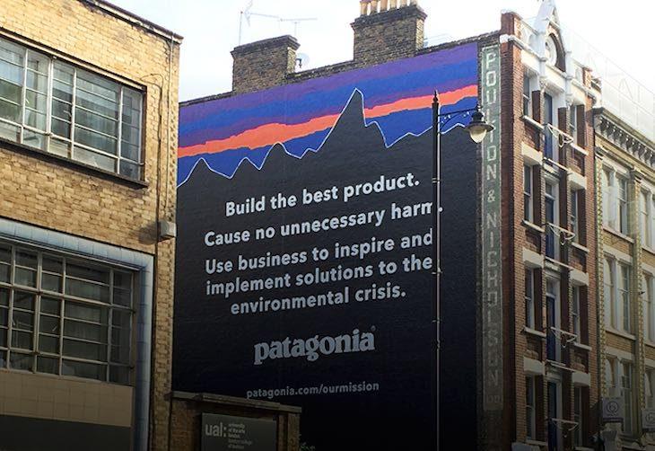 Missione aziendale Patagonia, articolo di approfondimento sul brand Patagonia di Vanina Basilli
