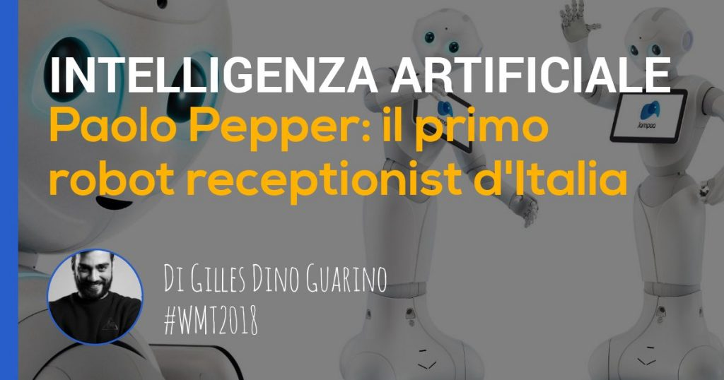 paolo pepper intelligenza artificiale
