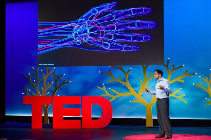 TED-palco-disco-rosso-articolo-di-approfondimento-sul-marchio-Ted-Vanina-Basilli-copywriter
