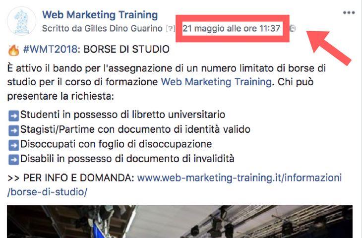 Articolo d'approfondimento come trovare l'id dei post di Facebook a cura di Gilles Dino Guarino social media manager
