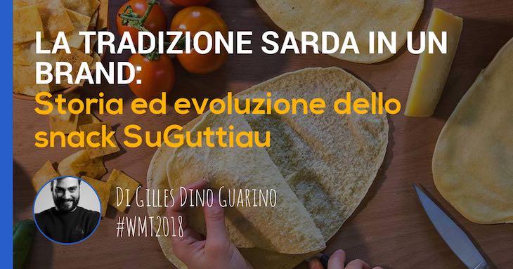 storia ed evoluzione del brand suguttiau a cura di Gilles Dino Guarino social media manager 2018